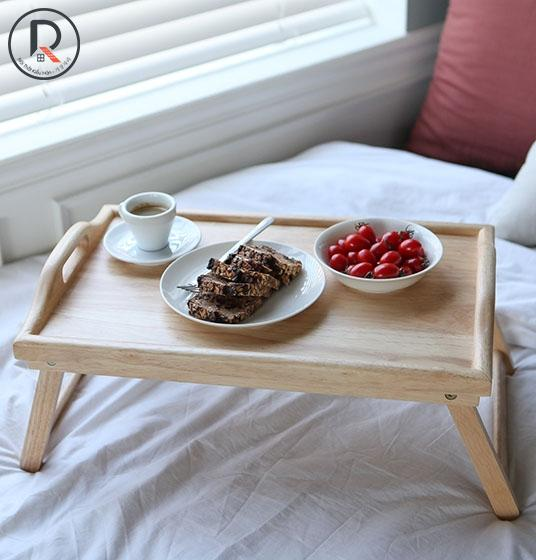 BED TRAY GỖ