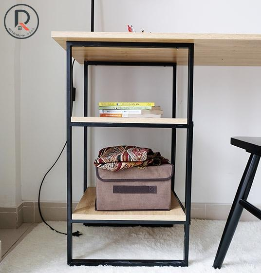 SHELF TABLE GỖ D50