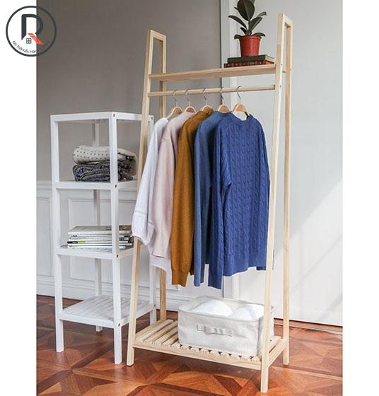 SET LADDER SHELF