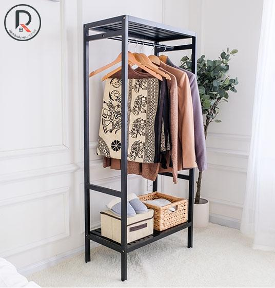 SHELF HANGER 2F ĐEN