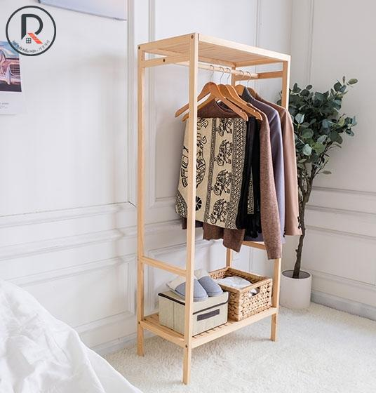 SHELF HANGER 2F GỖ