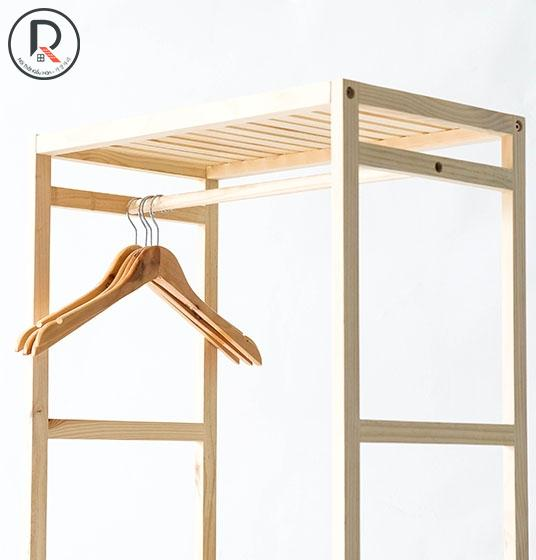 SHELF HANGER 3F GỖ