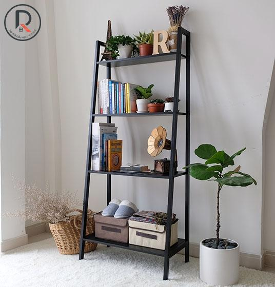 A BOOK SHELF 4FL ĐEN