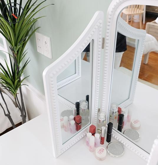 LUXURY DRESSING TABLE TRẮNG