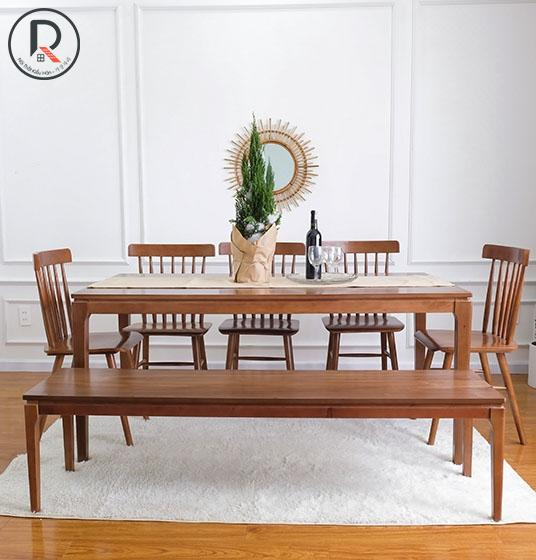 SET ORI DINNING TABLE SIZE L